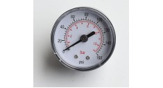 "50mm Dial Pressure gauge, 1/8"" bsp back entry"