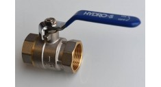 N.P. Brass 'BASIC'  ball valve screwed bsp fig 100