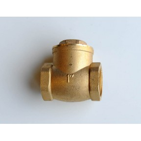 Brass swing check valve screwed bsp fig 790