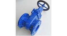 Ductile iron 'Waterworks' pattern gate valve flanged PN16