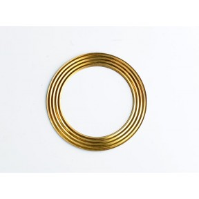 Taylors corrugated brass sealing joint IBC PN16