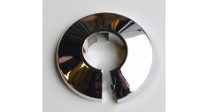 Flamco chrome plated plastic floor plate