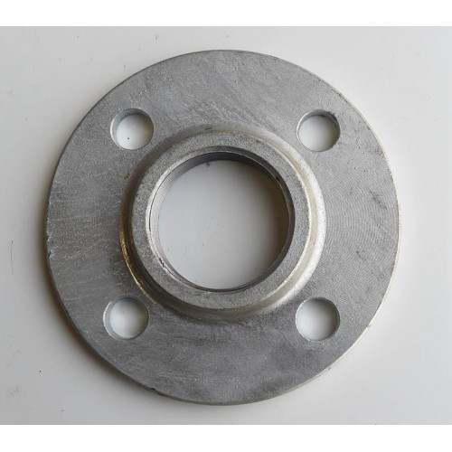 Galvanised screwed bsp flange bs10 table e for Table e flange