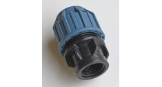 MDPE Compression female bsp adaptor 7030