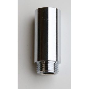 "1/2""x 75mm long C/P radiator extension piece"