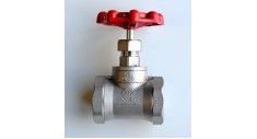 Stainless steel gate valve screwed bsp