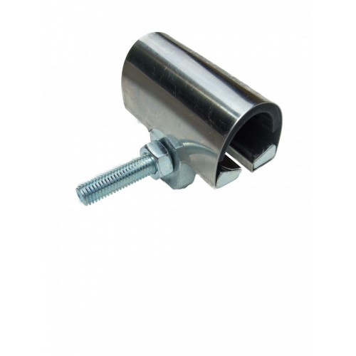 Stainless steel mini repair clamp