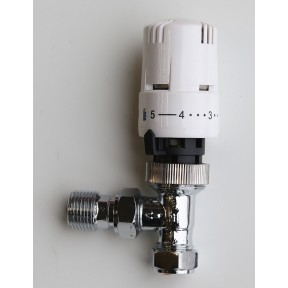 "15mm/1/2""Europa angled TRV C/P body"