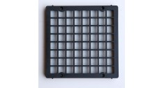 110mm Grid hopper square