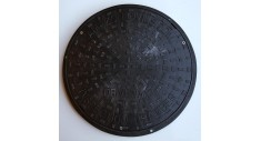 110mm Man hole 450mm cover