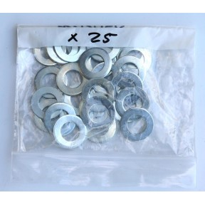 BZP metric washer (bag of 25)