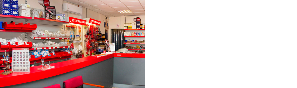 Visit our new and bigger Trade Counter
