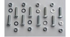 SES Bolt kit No:15 (8xM20x70 plated set bolt, nut & washer)