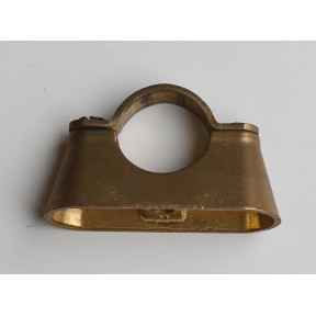 Brass hospital bracket