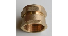 Brass compression x female bsp adaptor 303