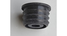 63mm x 50mm Black soil rubber boss adaptor