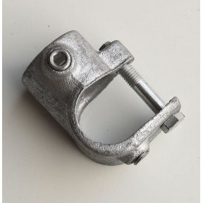 Pipeclamp 135 retro fit clamp on tee (inline)