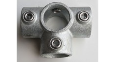 Pipeclamp 176 three way outlet tee
