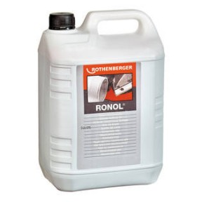 Rothenberger 5ltr Container thread cutting oil (mineral)