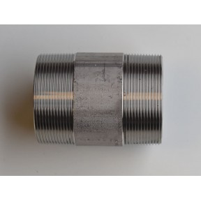Stainless Steel BSP barrel nipple