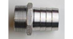 Stainless Steel BSP hose connector