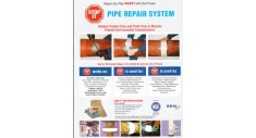 Stop-it pipe repair system