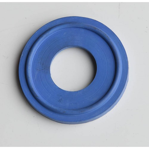 Tri clamp joint ring in blue epdm